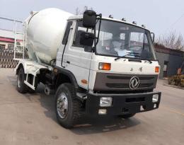 祥瑞重工DF-2东风国三6-10方混凝土搅拌运输车