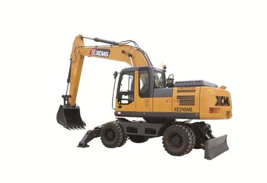 徐工XE210WB挖掘机