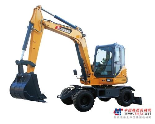 徐工XE60WA挖掘機