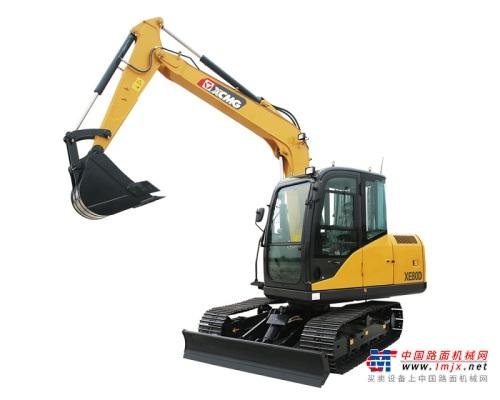 徐工XE80D挖掘機