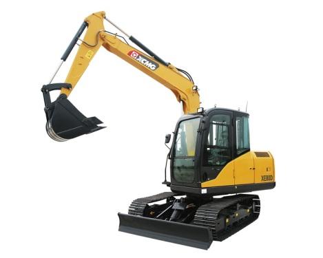 徐工XE80D挖掘机