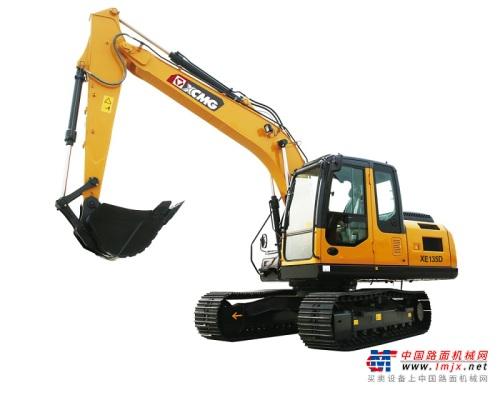 徐工XE135D挖掘機