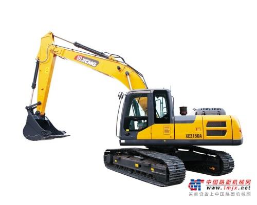 徐工XE215DA挖掘机