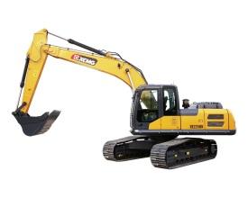 徐工XE225DK挖掘机高清图 - 外观