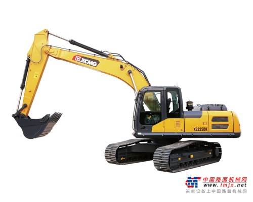 徐工XE225DK挖掘機
