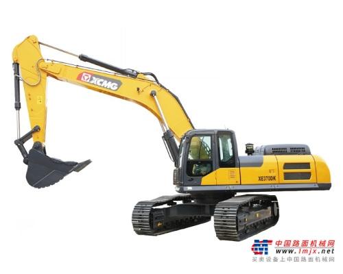 徐工XE370DK挖掘機