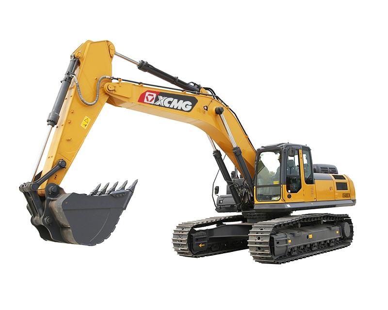 徐工XE400DK挖掘機高清圖 - 外觀