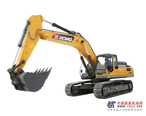 徐工XE400DK挖掘機