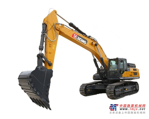 徐工XE490DK挖掘機