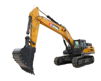 徐工XE490DK大型挖掘机