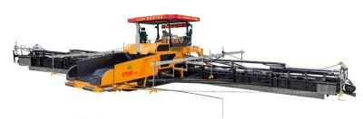 中大机械Power DT2000抗离析 超大型 动态大幅变宽 无纵缝整体成型 多用途摊铺机高清图 - 外观