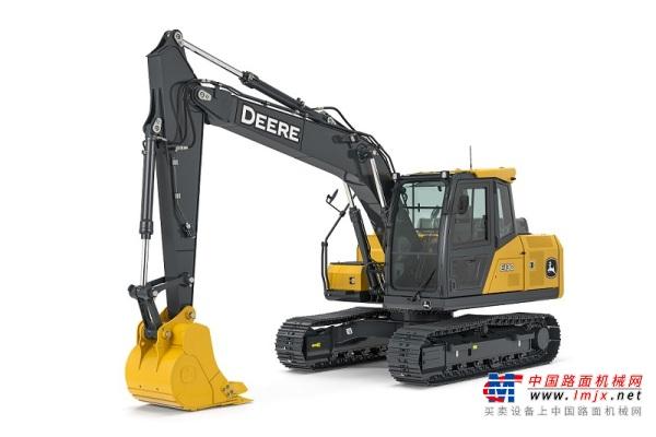 約翰迪爾E130挖掘機