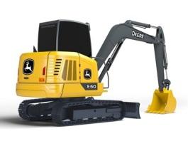 约翰迪尔E60挖掘机