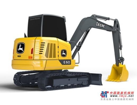 約翰迪爾E60挖掘機