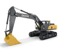 约翰迪尔E400LC挖掘机