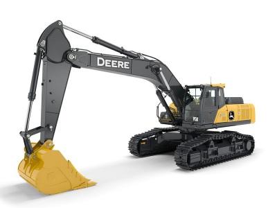 【720°全景展示】約翰迪爾E400LC挖掘機