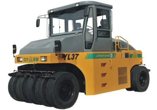 中大機械Power YL27/37超重噸位變質量輪胎式壓路機