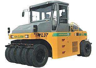 中大机械Power YL27/37超重吨位变质量轮胎式压路机