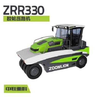 中联重科ZRR330胶轮压路机高清图 - 外观