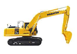 小松PC215-10MO液压挖掘机