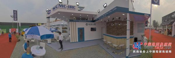 陕机印度工程机械展头图