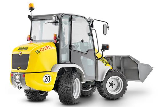 威克诺森5035小型多功能养护车