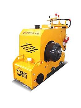 宜迅YX-350混凝土路面电动液压铣刨机