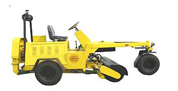 高远圣工GYQS1500D型强力清刷机