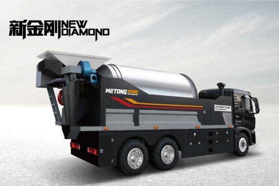 美通筑机LMT5250TYHGZ移动式沥青再生养护车