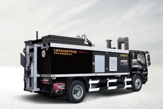 美通筑机LMT5140TYHZ热再生路面养护车高清图 - 外观