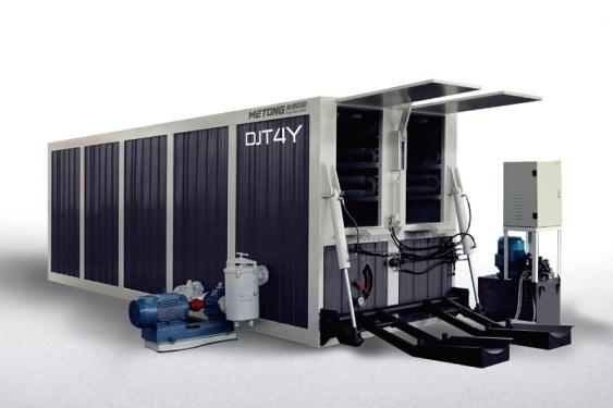 美通筑机DJT4Y液压沥青脱桶装置