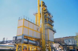 玛连尼BE TOWER 2000沥青搅拌设备高清图 - 外观