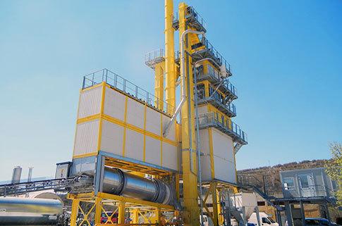 玛连尼BE TOWER 2000沥青搅拌设备
