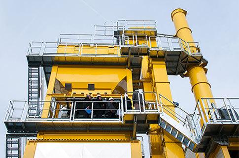 瑪連尼BE TOWER 2000 P瀝青攪拌設備