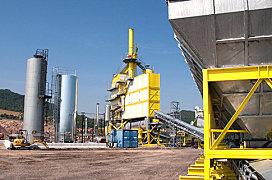 玛连尼TOP TOWER 3000 P E 250沥青搅拌设备
