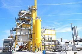 玛连尼eTOWER 2000 E 206沥青搅拌设备