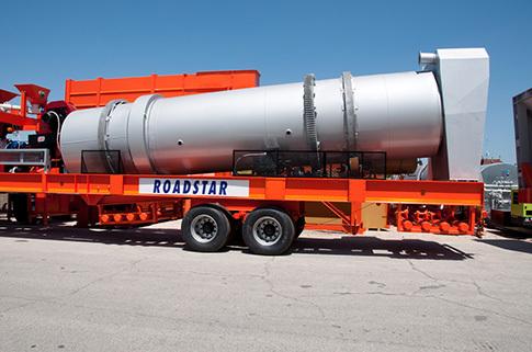 玛连尼ROADSTAR 1300沥青搅拌设备