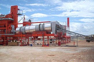 玛连尼ROADSTAR 1500沥青搅拌设备