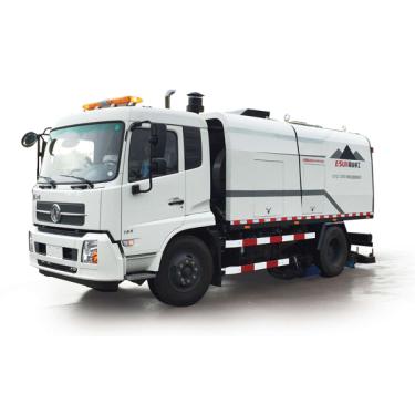 易山重工ESN5160TXC环卫车纯吸式清扫车无尘扫路车吸尘车租赁