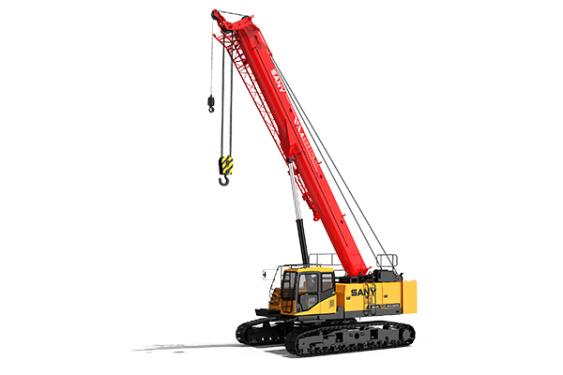 三一重工SCC250TB伸缩臂履带起重机