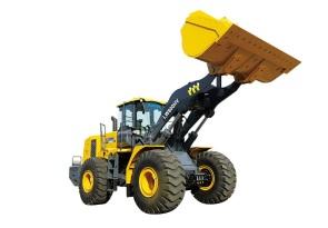 徐工LW800HV燃油型装载机