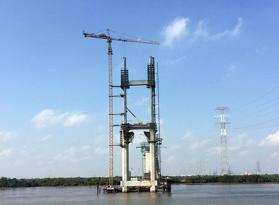 川建C8039水平臂塔式起重机