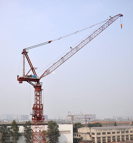 川建D650(32t)动臂式塔式起重机