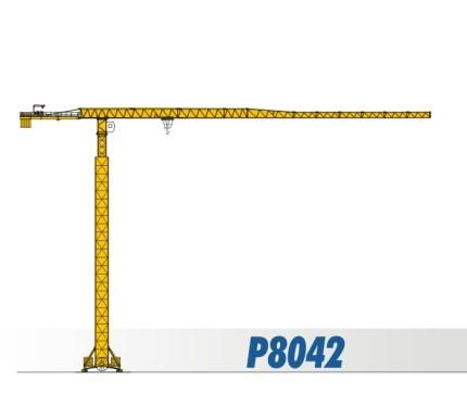 川建P8042平头式塔式起重机
