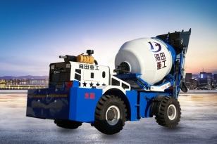 海田重工HT-1.8混凝土搅拌机