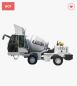 鲁樽机械LZ-2.6方旋转卸料搅拌车高清图 - 外观