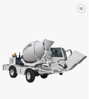 鲁樽机械LZ-4.0方自动上料搅拌车