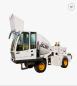 鲁樽机械LZ-3.5方自动上料搅拌车高清图 - 外观