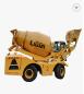 鲁樽机械LZ-1.6方自动上料搅拌车高清图 - 外观