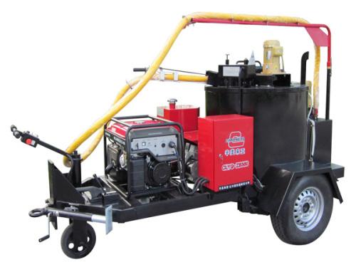 易山重工CLYG-ZS350热熔釜350L拖挂自走式灌缝机